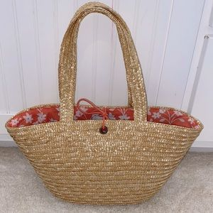 Nordstrom straw purse
